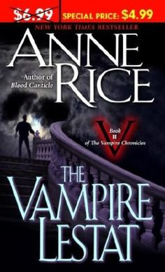 Anything Anne Rice.