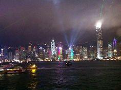 Hong Kong skyline... http://www.visitodo.com  #HongKong #HK #travel #visitodo #curiouseye