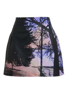 Ηalloween skirt? Much more than that.