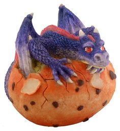 Blue Dragon Hatchling www.HighwayThirtyOne.com