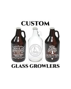 Hey, I found this really awesome Etsy listing at https://www.etsy.com/listing/171953249/custom-beer-growler-64oz-personalized