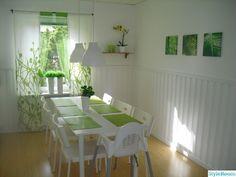 vitt grönt kök,limegrönt,vitt,kök,vit boasering
