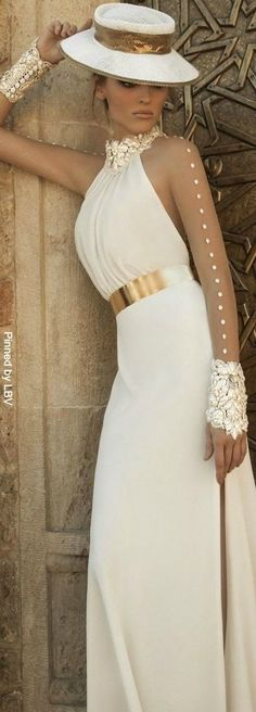 5 Rocking International Wedding Dress Designers