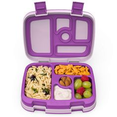 6905da196e1 Bentgo Kids is an innovative bento-style lunch box that consists of 5  practical compartments