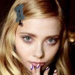 Fashion week nails