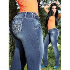 Highlight your beauty! The Perfect Fit Colombian Jeans, 100% Colombian Jeans..