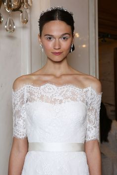 Marchesa Wedding Dress Collection | Bridal Musings Wedding Blog