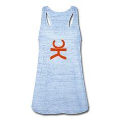 #design #chepakko #ominoK orange #women #tanktops