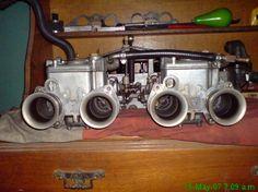 Guia completa para la puesta a punto de carburadores Weber, Mikuni, Dellorto, Solex - weber, mikuni, solex, dellorto, carburadores, puesta a punto, reglaje, chicler, cornetas, carburador