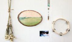 DIY: Je eigen foto op een stuk hout