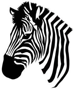 zebra free vector clip art download free vector art free vectors rh pinterest com  zebra print clip art border free