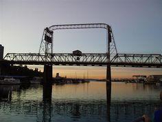 Murray Morgan Bridge in Tacoma.I been across this bridge many times