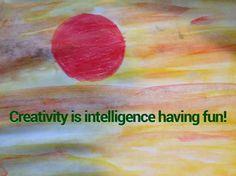 Creativity is intelligence having fun! Childrens Books, Creativity, Fun, Painting, Children's Books, Children Books, Kid Books, Painting Art, Books For Kids