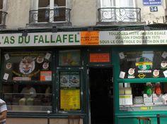 L'as du Falafel, tout un concept!