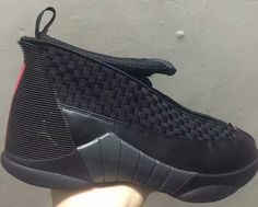 Our Latest Look At The Air Jordan 15 Stealth That Will Release In 2017