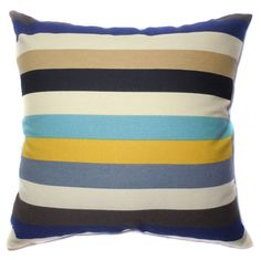 - Black Navy Gray Yellow Thick Stripe Rainbow Cushion Covers X Sofa Pillow Cases Black And Navy, Grey Yellow, Gray, Sofa Cushion Covers, Pillow Covers, Cotton Linen, Cotton Canvas, Linen Sofa, Color Stripes
