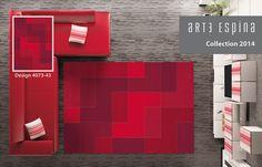 Ce modèle LOGARITHM est un #tapis rouge inconditionnel de la marque #arteespina. Son joli dégradé de rouge et ses motifs géométriques en feront la pièce maîtresse de votre #décoration. http://www.unamourdetapis.com/logarithm-1-rouge-3296.html