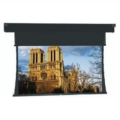 """Da-Lite 91326 HC Audio Vision Tensioned Horizon Electrol - Video Format 43"""" x 57"""" diagonal by Da-Lite. $5343.78. 91326 Features: -Excellent for video projection applications..-The Tensioned Horizon Electrol is the first screen available allowing four-position masking with the touch of a button..-Dry contacts are provided on the electronic controller so you can adjust the screen to the factory presets from a properly equipped projector or master control..-Carefu..."""