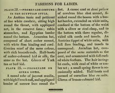 """Fashions for Ladies."" May 1810."