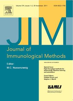 Публикации в журналах, наукометрической базы Scopus  Journal of Immunological Methods #Immunological #Methods #Journals #публикация, #журнал, #публикациявжурнале #globalpublication #publication #статья