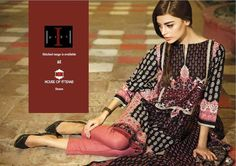 Ittehad Printed Khaddar Winter Collection 2015 for Women