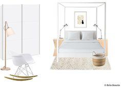 great planche chambre coucher shopping chic cham muuto ...