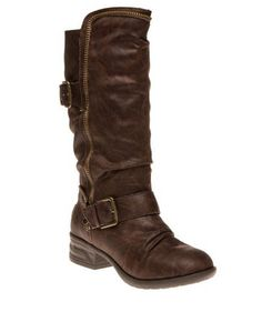Rocket Dog Dallon Boots Brown SAVE 48% NOW £39