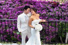Wedding Positano Wedding Bouquets, Wedding Dresses, Positano, Purple, Pink, Colours, Fashion, Bride Dresses, Positano Italy