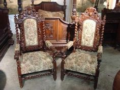 A Photo Guide to Antique Chair Identification | Dengarden