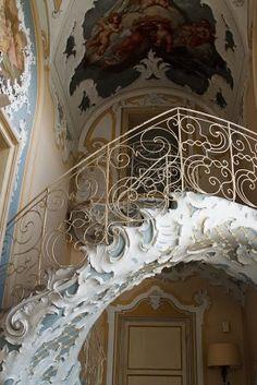 Palazzo Biscari -Via Museo Biscari, 10 Catania, #invasionidigitali #InvasioneCompiuta