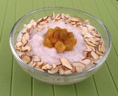 Slow Cooker Vegan Kheer (Indian Rice Pudding) from Healthy Slow Cooking via Slow Cooker from Scratch