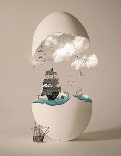Digital art selected for the Daily Inspiration #1709