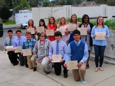 2016 CULLMAN COUNTY SCHOOLS VALEDICTORIANS & SALUTATORIANS: It was a huge night for fourteen students Thursday evening at the Cullman County Board of Education. Superintendent Shane Barnette announced the 2016 Valedictorians and Salutatorians from Cullman County's seven (7) major school districts. Each student received a very nice suitable-for-hanging commemorate certificate and a very warm round of applause from the packed house.