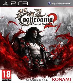 Castlevania Lords Of Shadow 2 Ps3 ver 1.01 Cfw 3.55 Eboot Fix