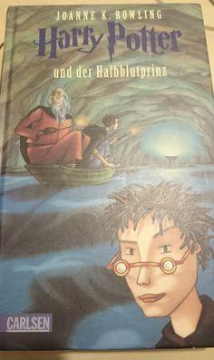 Rezension J. K. Rowling - Harry Potter und der Halbblutprinz   Lucciola: Beauty, Fashion, Literatur und Inspirationen
