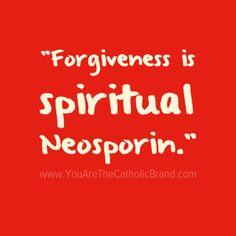 #forgiveness is #spi