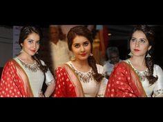 Raashi Khanna at Santhosham Film Awards