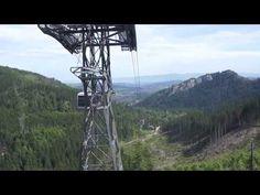 Kasprowy Wierch - piękne widoki z gondoli - YouTube