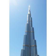 Detail of the Burj Khalifa Dubai United Arab Emirates Canvas Art - Ian Cumming Design Pics (24 x 38)