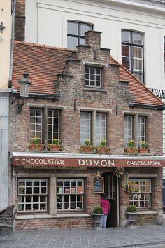Dumon Chocolatier Bruges Belgium