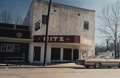 William Eggleston, Crenshaw, Mississippi, c. 1969-70