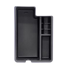 Fit for Mitsubishi Outlander ASX 2012-2015 central armrest holder container tray storage box car organizer accessories