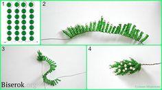 Miçangas e beadwork sobre Biserok.org