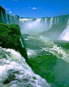 Iguazu Falls Brasil | Full Dose