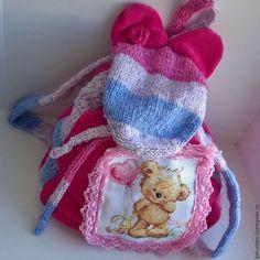 Купить Рюкзачок для девочки Мишка - рисунок, детский рюкзак, детские рюкзаки…