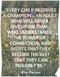 Inspirational Quote for Teachers Poster Quotes For Kids, Me Quotes, Motivational Quotes, Inspirational Quotes For Teachers, Poster Quotes, Qoutes For Teachers, Teacher Appreciation Quotes, Appreciation Gifts, Teacher Posters