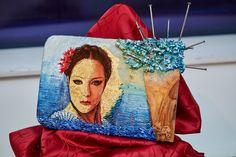 Sandra Radić Parać Hand Fan, Home Appliances, Art, House Appliances, Appliances, Kunst, Fan, Art Education, Artworks