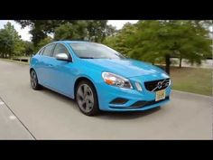 2013 Volvo S60 R Review & Test-Drive by The Car Pro