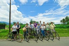 Borobudur Cycling Tour. Cycling Tour route: Temple Ngawen-Mendut-Pawon-Borobudur: (Down Rice Field, Looking farmer was working on the fields, farmers grow rice, farmers plowing, herding goats and ducks, Population drying rice, the villagers were mutual cooperation, how to make palm sugar).Detai Informatiobn Contact Javabali Trans wisata  MasMinto   Hp: 08156868141   Pin:32D729A9