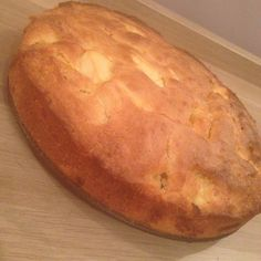 Recept: Snelle appelcake Food For Thought, Cake Recipes, Mango, Oven, Deserts, Food And Drink, Cupcakes, Bread, Baking